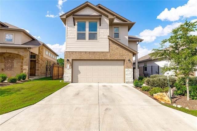 3240 E Whitestone Blvd #26, Cedar Park, TX 78613 (#6375756) :: Watters International