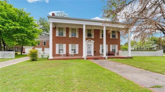 800 Southland Ave, Marlin, TX 76661 (#6377270) :: Papasan Real Estate Team @ Keller Williams Realty