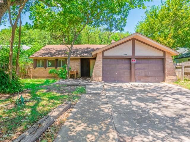 7008 Meadow Run, Austin, TX 78745 (#6378563) :: Ben Kinney Real Estate Team