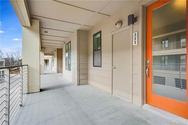 2724 Treble Ln #323, Austin, TX 78704 (#6379831) :: Azuri Group | All City Real Estate