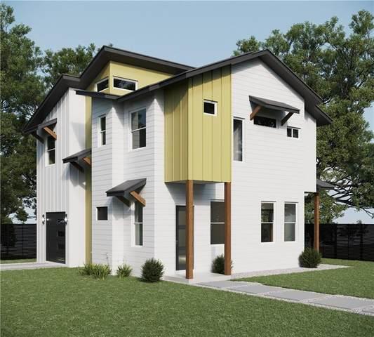 3507 Oak Springs Dr #1, Austin, TX 78721 (#6380338) :: Papasan Real Estate Team @ Keller Williams Realty