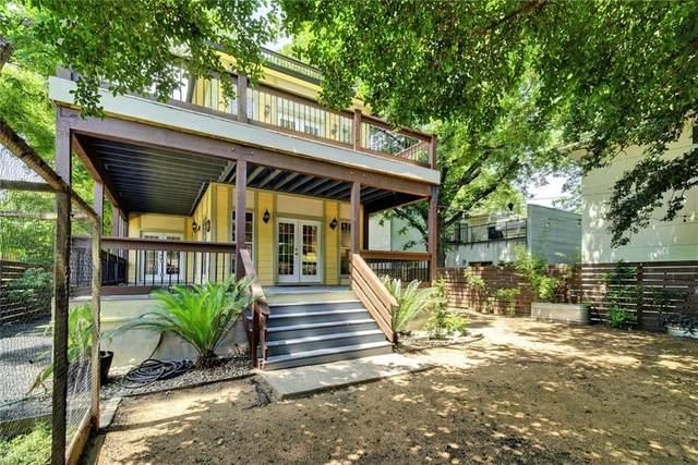 2010 Riverview St, Austin, TX 78702 (#6380826) :: Papasan Real Estate Team @ Keller Williams Realty