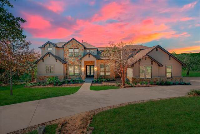 20501 Auger Ln, Spicewood, TX 78669 (#6382430) :: 12 Points Group