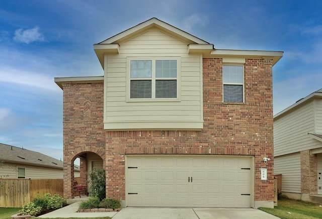 608 Circle Way 10F, Jarrell, TX 76537 (#6383236) :: Front Real Estate Co.