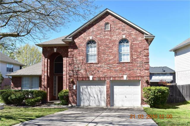 2207 Four Hills Ct, Pflugerville, TX 78660 (#6383287) :: The Gregory Group