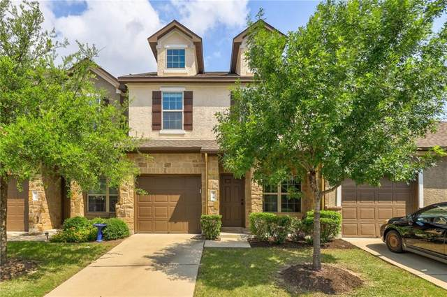 1900 Little Elm Trl #18, Cedar Park, TX 78613 (#6384149) :: Papasan Real Estate Team @ Keller Williams Realty