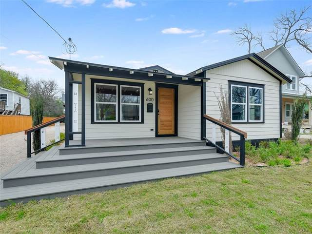 600-A E 49th St, Austin, TX 78751 (#6384623) :: RE/MAX Capital City