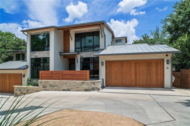 901 Bouldin Ave D, Austin, TX 78704 (#6384890) :: The Perry Henderson Group at Berkshire Hathaway Texas Realty