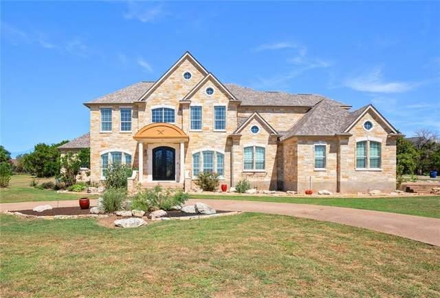 1505 El Cielo, Leander, TX 78641 (#6385749) :: Ben Kinney Real Estate Team