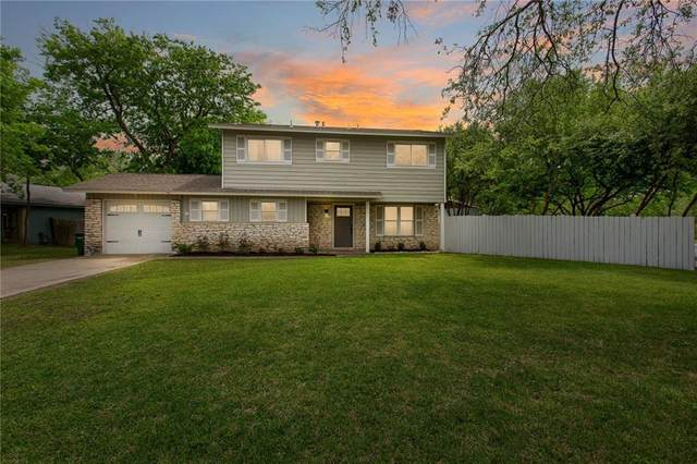 6701 Bryn Mawr Dr, Austin, TX 78723 (#6386493) :: Ben Kinney Real Estate Team