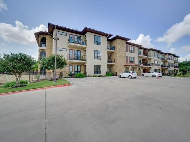 106 Bella Toscana Ave #3202, Lakeway, TX 78734 (#6386832) :: Ben Kinney Real Estate Team