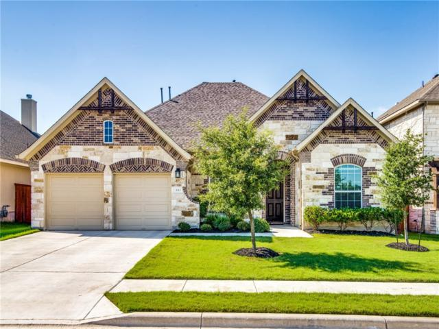 3313 Catalina Ranch Rd, Leander, TX 78641 (#6386992) :: RE/MAX Capital City