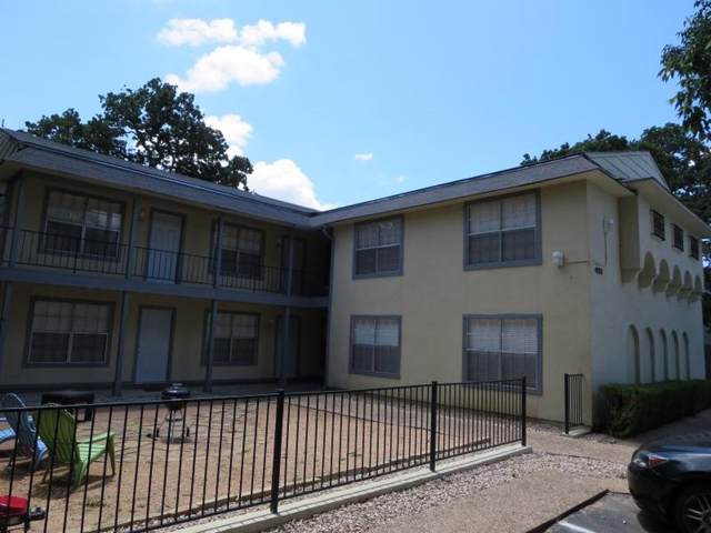 4007 Avenue C #102, Austin, TX 78751 (#6390016) :: The Perry Henderson Group at Berkshire Hathaway Texas Realty