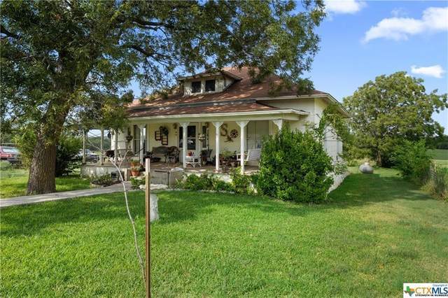 16763 N Us Highway 281, Lampasas, TX 76550 (#6390103) :: Realty Executives - Town & Country