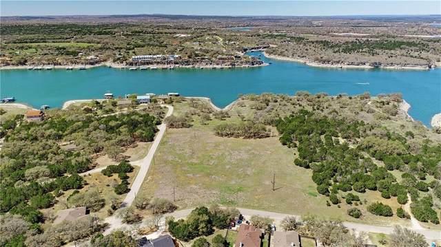16 ACRES Patriot Dr, Lago Vista, TX 78645 (#6390740) :: Zina & Co. Real Estate