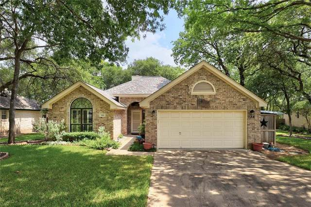 128 Canyon Rd, Georgetown, TX 78628 (#6392324) :: The Perry Henderson Group at Berkshire Hathaway Texas Realty