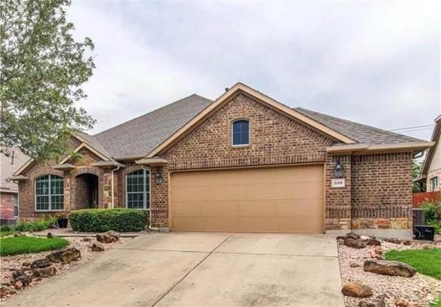 2001 Heritage Well Ln, Pflugerville, TX 78660 (#6392369) :: Papasan Real Estate Team @ Keller Williams Realty