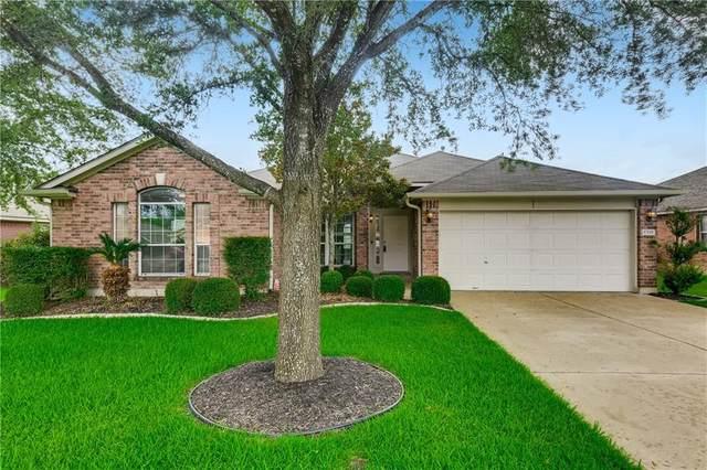 17118 Zola Ln, Round Rock, TX 78664 (#6392565) :: Papasan Real Estate Team @ Keller Williams Realty