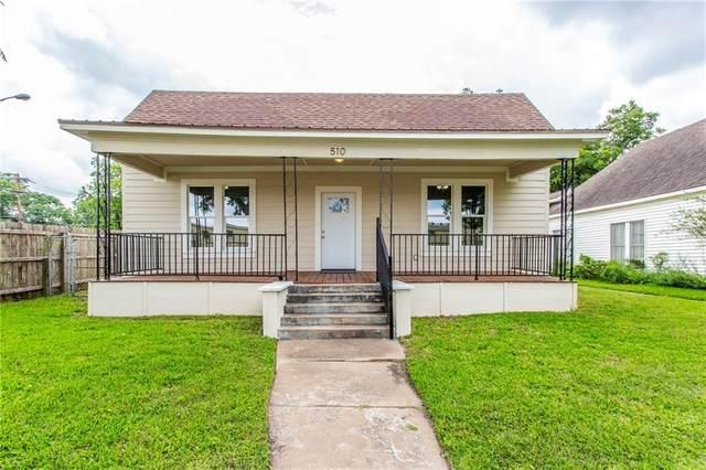 510 Porter St, Taylor, TX 76574 (#6393581) :: Papasan Real Estate Team @ Keller Williams Realty