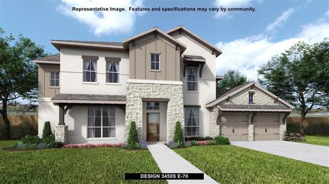 432 Montalcino Ln, Georgetown, TX 78628 (#6400566) :: The Heyl Group at Keller Williams
