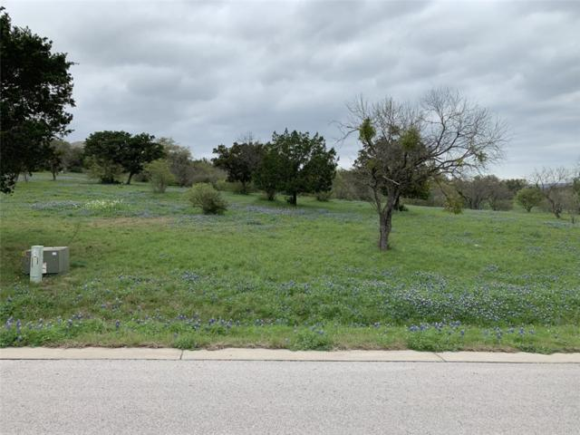 LT W160560 Plenty Deer, Horseshoe Bay, TX 78657 (#6401084) :: Zina & Co. Real Estate