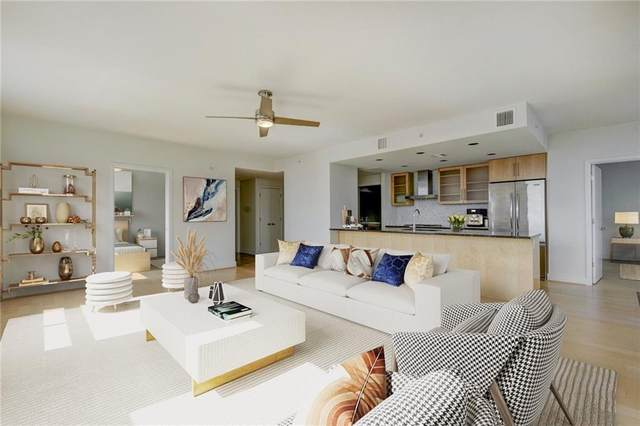 300 Bowie St #3801, Austin, TX 78703 (#6401356) :: Green City Realty