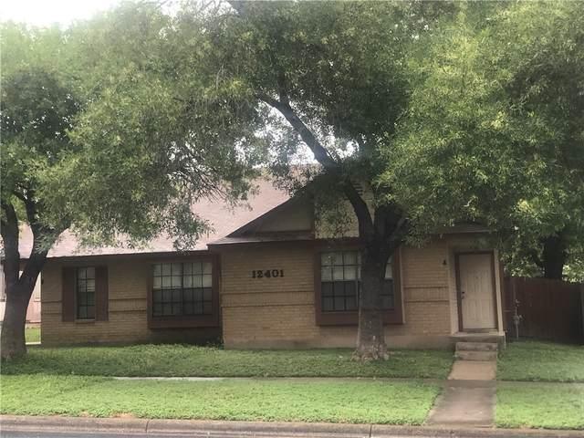 12401 Alderbrook Dr, Austin, TX 78758 (#6401530) :: The Summers Group