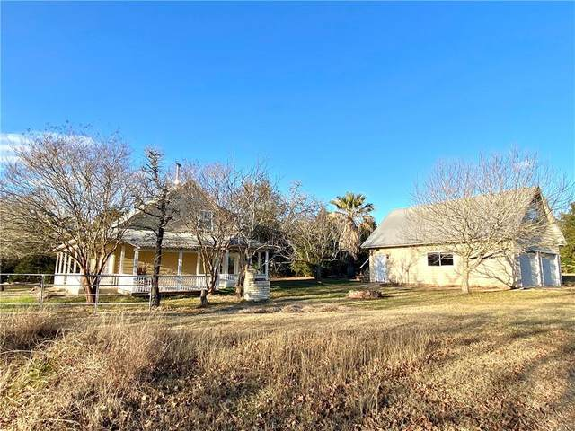2240 Fm 2104, Paige, TX 78659 (#6402175) :: Realty Executives - Town & Country