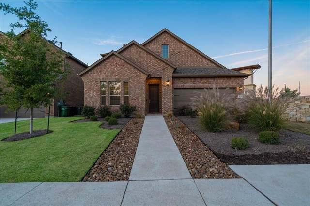 405 Mistflower Springs Dr, Leander, TX 78641 (#6402668) :: Ben Kinney Real Estate Team