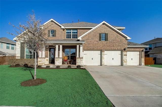 418 Pendent Dr, Liberty Hill, TX 78642 (#6404251) :: Watters International