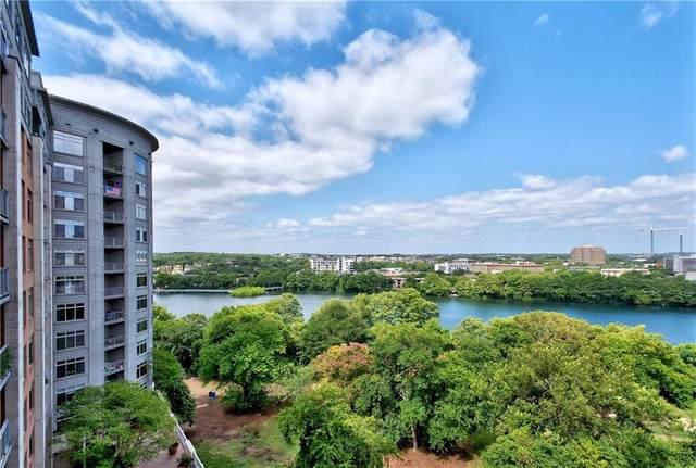 54 Rainey St #920, Austin, TX 78701 (#6406574) :: Umlauf Properties Group