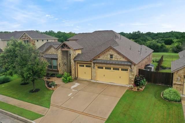 3041 Portulaca Dr, Round Rock, TX 78681 (#6410379) :: Papasan Real Estate Team @ Keller Williams Realty
