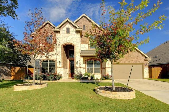 4128 Geary St, Round Rock, TX 78681 (#6412061) :: First Texas Brokerage Company