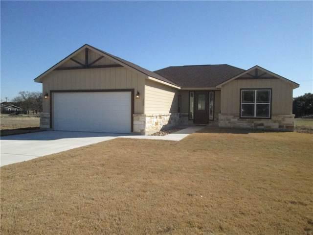 105 Hunter Loop, Bertram, TX 78605 (#6412344) :: Ana Luxury Homes