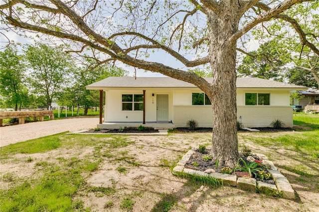 119 Laurel Oaks, Bastrop, TX 78602 (#6413463) :: RE/MAX Capital City