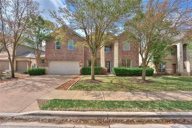 705 Green Vista Ct, Round Rock, TX 78665 (#6414000) :: Zina & Co. Real Estate