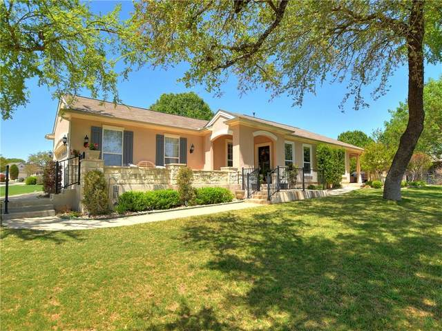 518 Mill Pond Path, Georgetown, TX 78633 (#6415175) :: Papasan Real Estate Team @ Keller Williams Realty