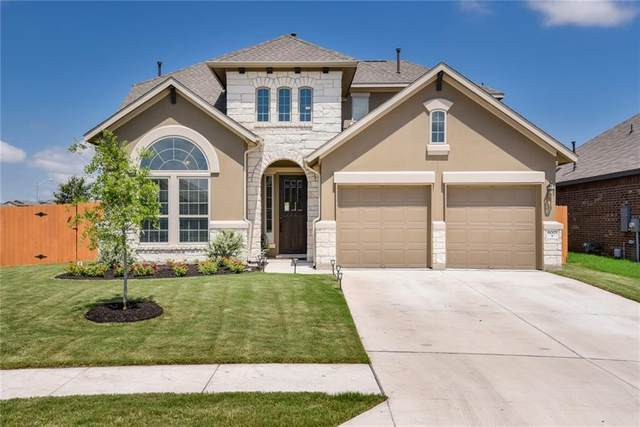 6003 Agostino Dr, Round Rock, TX 78665 (MLS #6415221) :: Green Residential