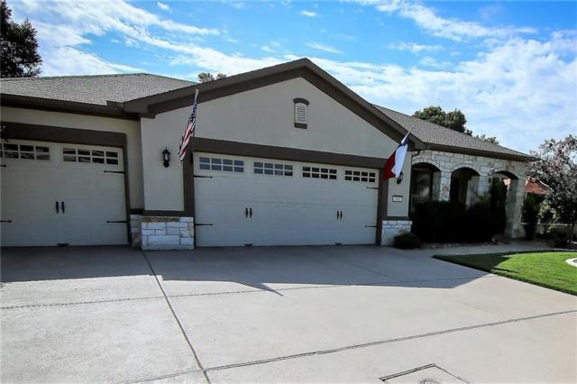 105 Fort Park Cv, Georgetown, TX 78633 (#6415737) :: The Heyl Group at Keller Williams