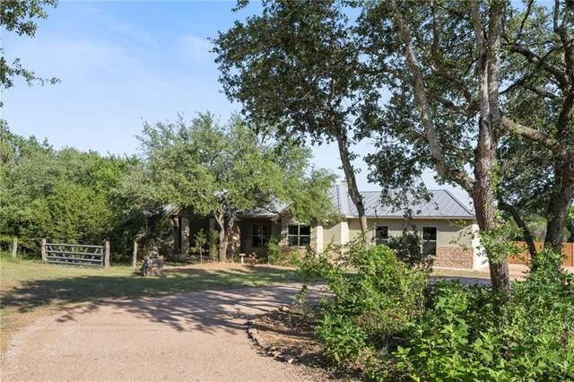 483 Silver Creek Dr, Leander, TX 78641 (#6415809) :: Papasan Real Estate Team @ Keller Williams Realty