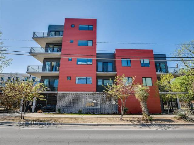 1615 E 7th St #201, Austin, TX 78702 (#6416378) :: RE/MAX IDEAL REALTY
