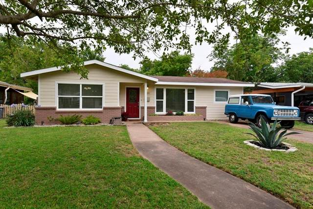 1709 Dartmouth Ave, Austin, TX 78757 (#6418535) :: Zina & Co. Real Estate