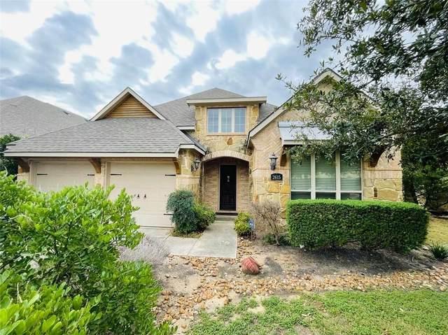 2615 Tuscan Oaks, San Antonio, TX 78665 (#6418704) :: Lancashire Group at Keller Williams Realty