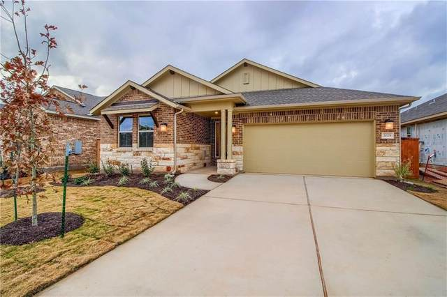 2029 Wooded Run Trl, Georgetown, TX 78628 (#6420310) :: The Perry Henderson Group at Berkshire Hathaway Texas Realty