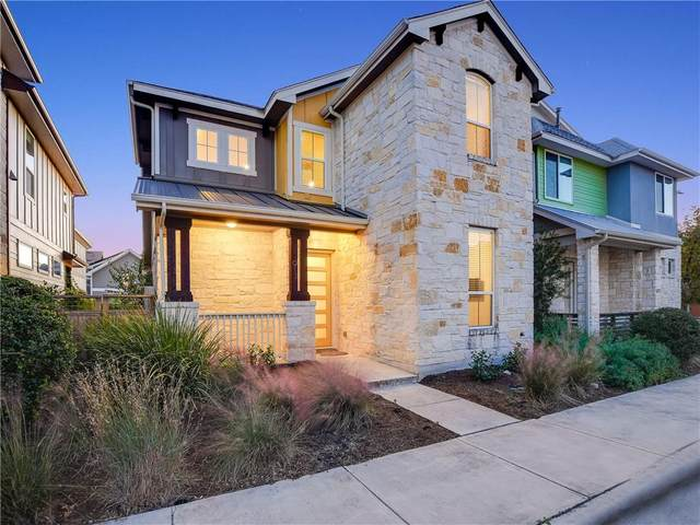 913 Cannoneer Ln, Austin, TX 78757 (#6421084) :: First Texas Brokerage Company