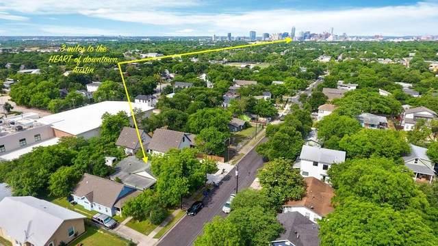 2943 E 14th St, Austin, TX 78702 (#6426016) :: Sunburst Realty