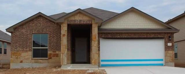 1145 Ibis Falls Loop, Jarrell, TX 76537 (#6426952) :: Ana Luxury Homes