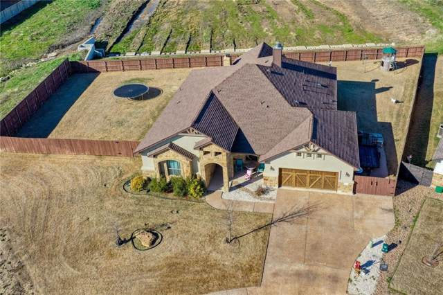 716 Magan Ln, Jarrell, TX 76537 (#6427634) :: The Perry Henderson Group at Berkshire Hathaway Texas Realty