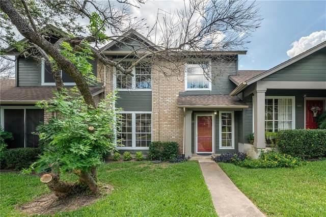 1015 E Yager Ln #203, Austin, TX 78753 (#6427763) :: Papasan Real Estate Team @ Keller Williams Realty