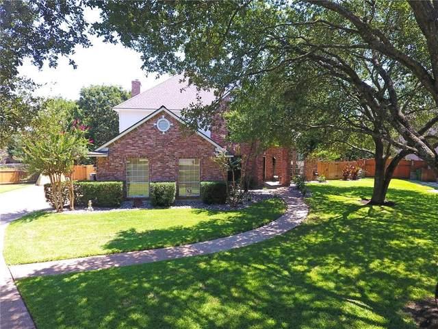 2 Scenic Ter, Round Rock, TX 78664 (#6430181) :: Papasan Real Estate Team @ Keller Williams Realty